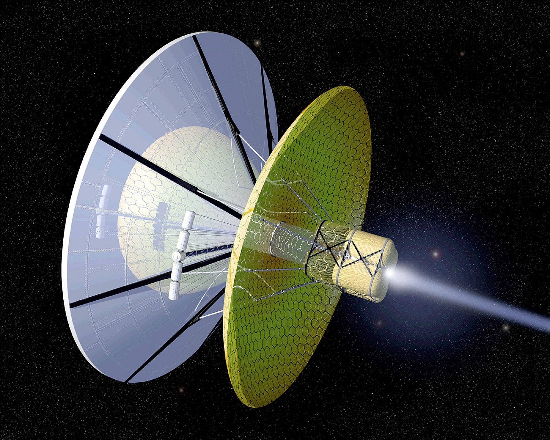 Ramjet courtesy of NASA[160]